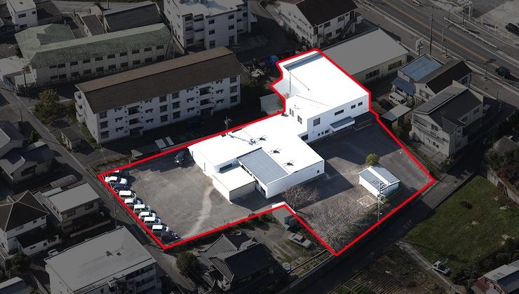 レスコンジャパン工場