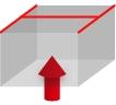 パレットカバーの形状・H型シール