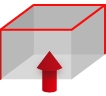 パレットカバーの形状・天貼りシール